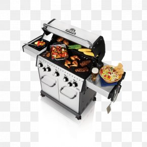 Barbecue - Barbecue Broil King Baron 490 Broil King Baron 590 Rotisserie Cooking PNG