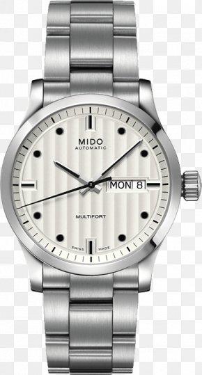 Watch - Mido Automatic Watch Longines Seiko PNG