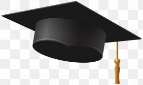 Graduate Cap - Square Academic Cap Graduation Ceremony Hat Clip Art PNG