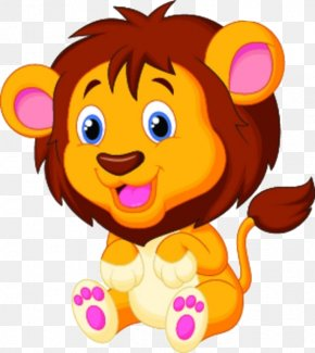 Game For Kids Animals Game For Kids CartoonCartoon Lion Material - Lion Animals PNG