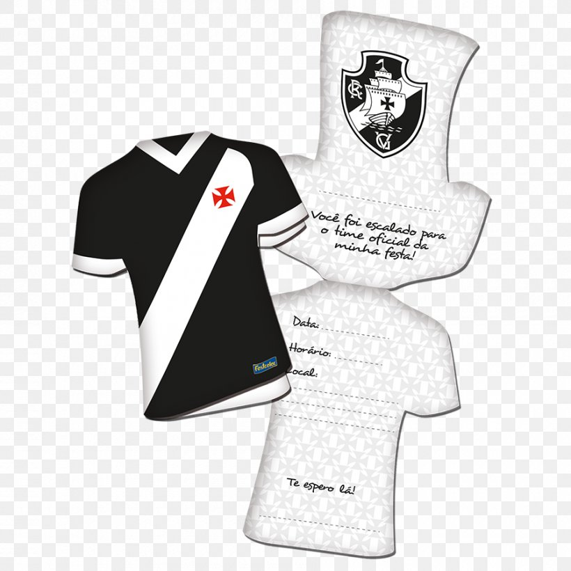 Cr Vasco Da Gama Clube De Regatas Do Flamengo Convite Uniform Party Png 900x900px Cr Vasco