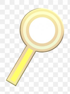 Office Supplies Magnifying Glass - Magnifying Glass Icon PNG