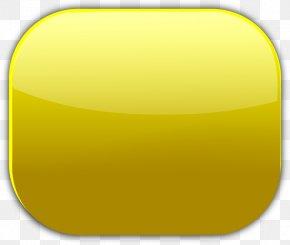 Button - Button Gold Icon Clip Art PNG