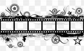 Film Elements - Photographic Film Cinematography PNG