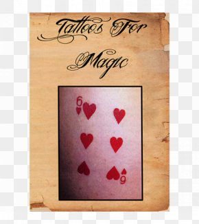 Magic Sigil Tattoo - Tattoo Mehndi Playing Card Magic Henna PNG