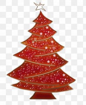 Christmas Tree - Christmas Tree Fir Clip Art PNG
