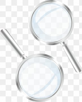 Magnifying Glass Vector Element - Magnifying Glass Euclidean Vector Mirror PNG