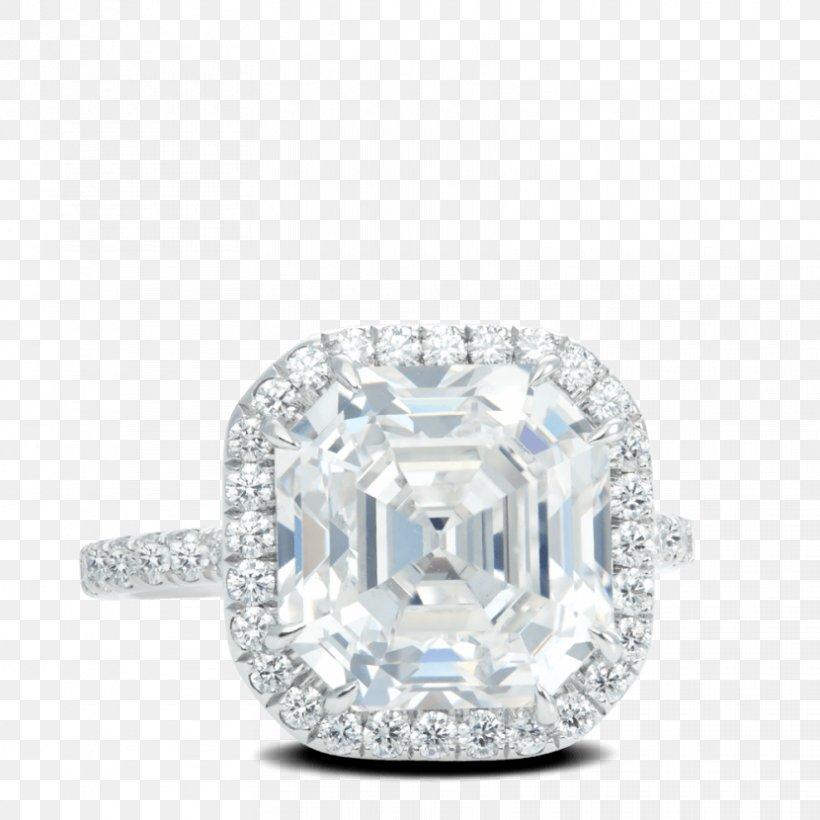 Ring Gemstone Jewellery Royal Asscher Diamond Company Png