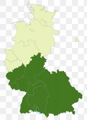 German Reunification East Germany West Germany States Of ...