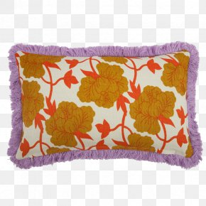 Throw Pillows - Throw Pillows Cushion Textile Linen Rectangle PNG