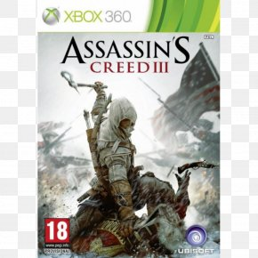 Assassin's Creed III Xbox 360 Assassin's Creed IV: Black Flag Call Of Duty: Black Ops II PNG