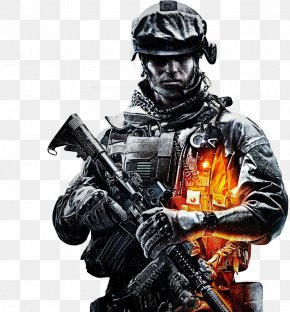 Call Of Duty Free Image - Battlefield 3 Battlefield 2 Battlefield 4 Xbox 360 Video Game PNG