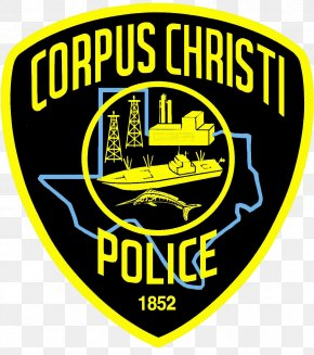 Police Officer - Corpus Christi Police Department Police Officer Crime Badge PNG