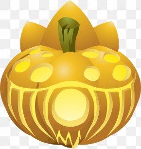 Pumpkin - Jack-o'-lantern Pumpkin Pie Carving Clip Art PNG
