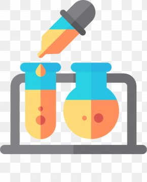 Graduated Cylinders Beaker Chemistry Clip Art PNG