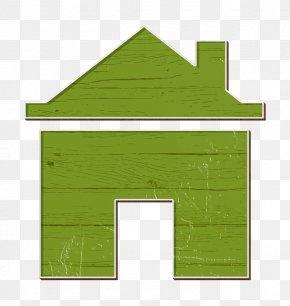 Rectangle Facade - Home Icon House Icon PNG