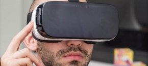 VR Headset - Samsung Gear VR Samsung Galaxy Gear Virtual Reality Headset Samsung Gear S3 PNG