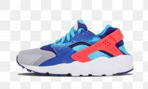 Nike - Sneakers Shoe Nike Air Max Blue PNG