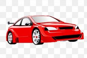 Sports Car - Sports Car Ferrari Clip Art PNG