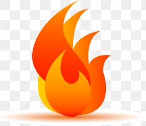 Cartoon Flame Vector Elements - Fire Flame Digestion Clip Art PNG