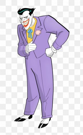 Joker - Joker Harley Quinn Batman Penguin Animated Series PNG
