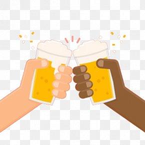 Design Background Beer In Flat Friend - Beer Pong Cider Ale Irish Car Bomb PNG