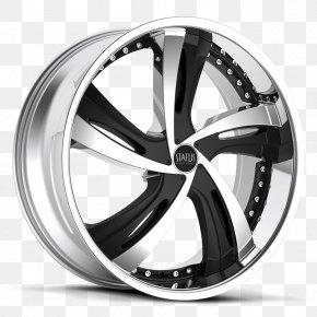 Wheel Rim - Car Custom Wheel Rim Tire PNG