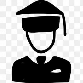Student - Graduate University Graduation Ceremony Doctorate Student PNG