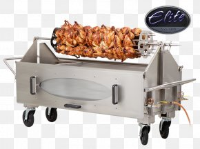 Barbecue - Barbecue Pig Roast Roast Chicken Grilling PNG
