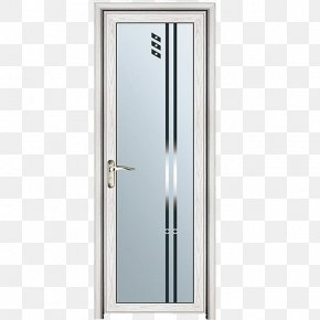 Transparent Glass Doors - Kinmen Aluminium Alloy Door PNG