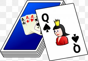 Deck Cliparts - Contract Bridge Playing Card Free Content Clip Art PNG