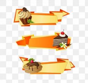 Cake Decoration Border - Ice Cream Muffin Parfait Layer Cake PNG