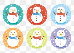 Christmas Snowman - Snowman PNG