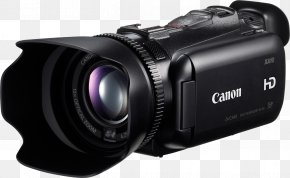 Video Camera Image - Canon Powershot G10 Video Camera High-definition Video Camcorder PNG