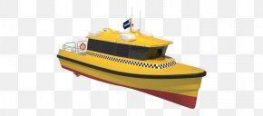 Taxi - Water Transportation Water Taxi Ferry Watercraft PNG