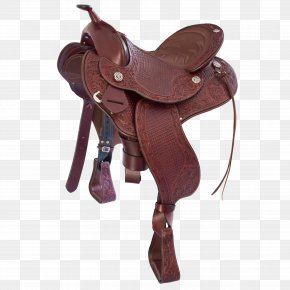 Western - Horse Tack Western Saddle Schleese Saddlery PNG