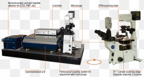 Optical Microscope - Scanning Probe Microscopy Confocal Microscopy Raman Microscope Raman Spectroscopy PNG