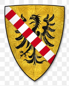 Shield - Aspilogia Roll Of Arms Coat Of Arms Shield Knight PNG