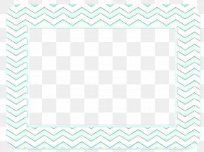 Rectangle Aqua - Picture Frames Aqua PNG