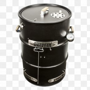 Trash Can - Barbecue-Smoker Smoking Drums Spice Rub PNG