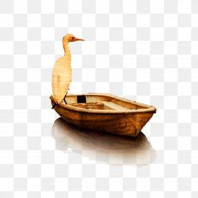 Canoe Crane - Boat Canoe Kayak PNG