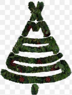 Christmas Transparent Xmas Tree Clipart - Christmas Tree Clip Art PNG