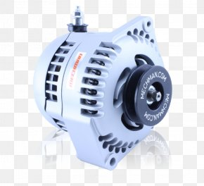 Car - General Motors Car Saturn S-Series Alternator Mechman PNG