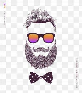 Vector Bearded Man - Royalty-free Man Illustration PNG