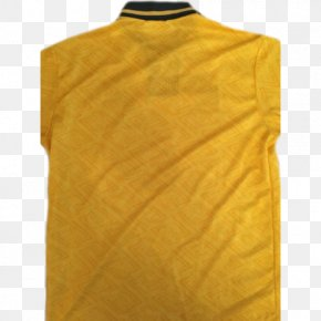 Football - Brazil National Football Team Kit Shirt Sleeve PNG