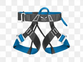 Via Ferrata - Climbing Harnesses Klettersteigset OBERALP S.p.A. Black Diamond Equipment Via Ferrata PNG