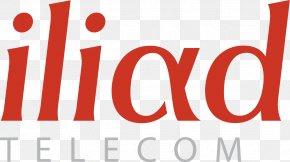 Iliad SA Logo Telecommunications Free Brand PNG