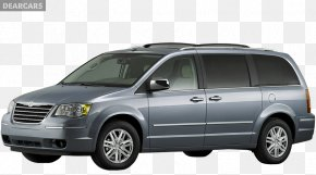Car - 2010 Chrysler Town & Country Car Dodge Journey 2009 Chrysler Town & Country Touring PNG