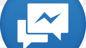 Social Media - Facebook Messenger Social Media Social Networking Service Online Chat PNG