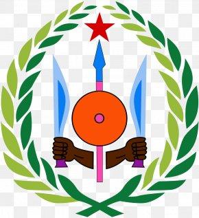 Usa Gerb - Flag Of Djibouti Emblem Of Djibouti Coat Of Arms National Emblem PNG